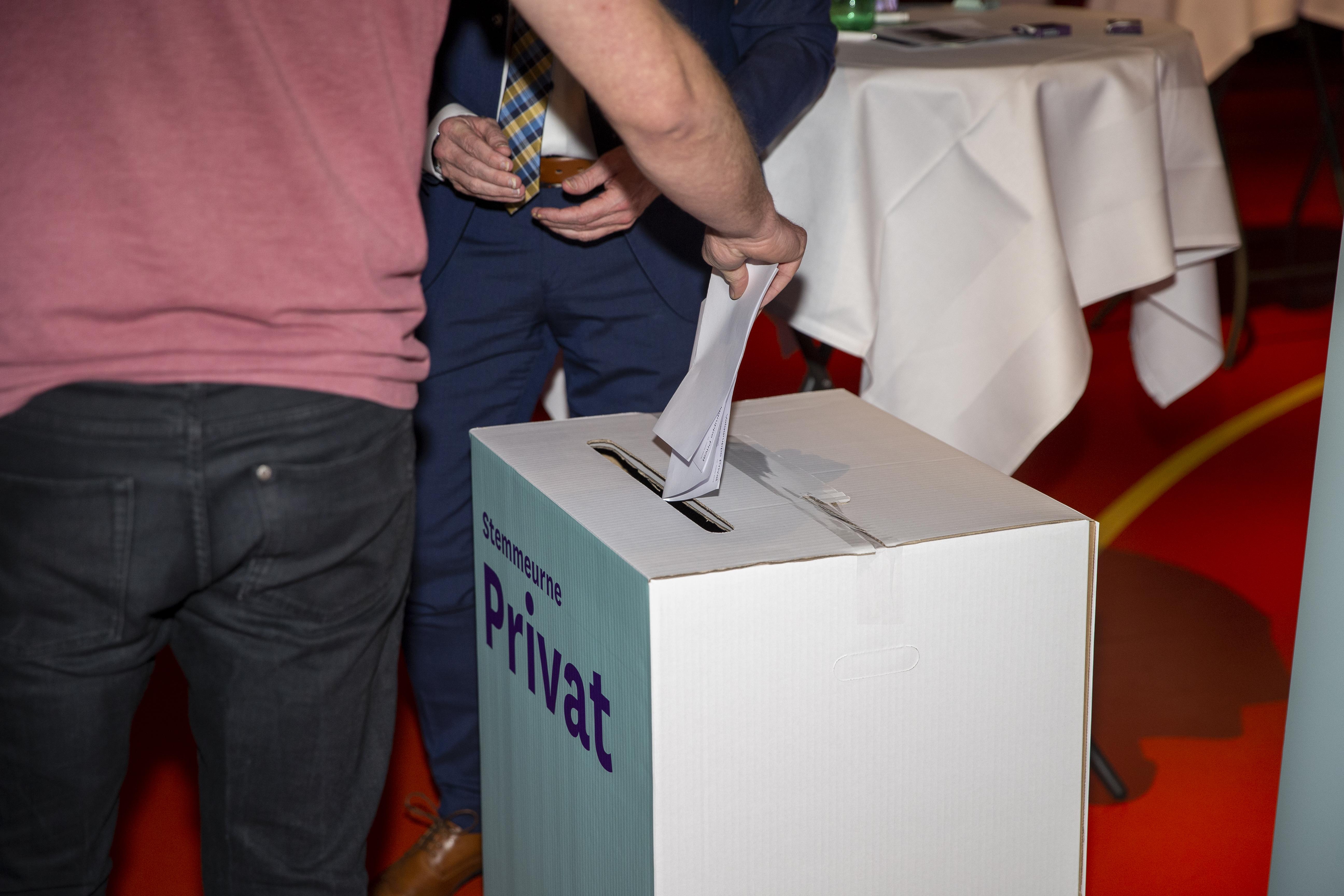 Valg i Forenet Kredit 2019
