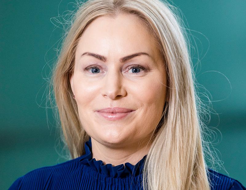 Karen Lund  Wammen